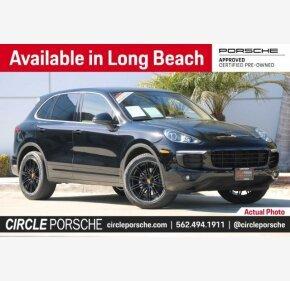2016 Porsche Cayenne for sale 101131831