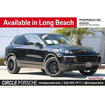 2016 Porsche Cayenne for sale 101131831