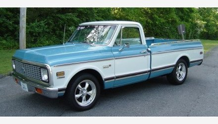 1972 Chevrolet C/K Truck for sale 101131982