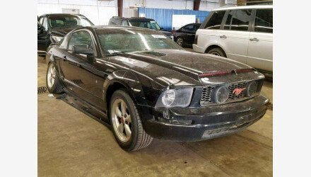 2008 Ford Mustang Coupe for sale 101132117