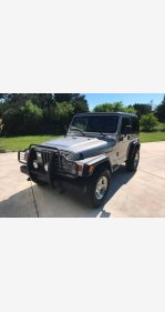 2000 Jeep Wrangler 4WD Sport for sale 101132329