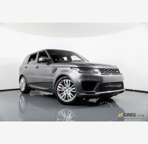 2018 Land Rover Range Rover Sport for sale 101132388