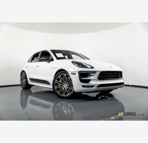 2018 Porsche Macan Turbo for sale 101132391