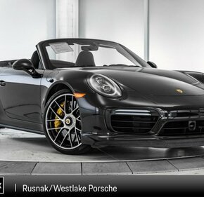 2017 Porsche 911 Cabriolet for sale 101132402