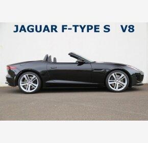 2014 Jaguar F-TYPE V8 S Convertible for sale 101132409