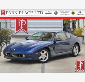 2000 Ferrari 456M GT A for sale 101132411