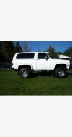 1985 Chevrolet Blazer 4WD for sale 101132465
