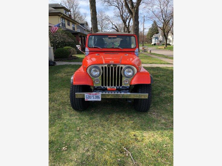 1978 Jeep CJ-5 for sale near Ravenna, Ohio 44266 - Classics
