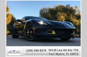 2016 Chevrolet Corvette Z06 Coupe for sale 101132658