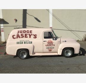 1955 Ford F100 2WD Regular Cab for sale 101132665