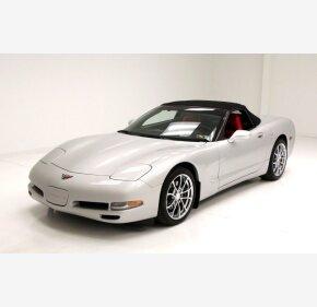 2001 Chevrolet Corvette Convertible for sale 101132730