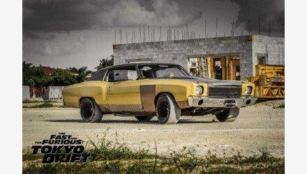 1971 Chevrolet Monte Carlo for sale 101132833