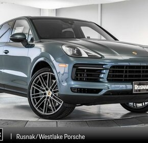 2019 Porsche Cayenne S for sale 101132878