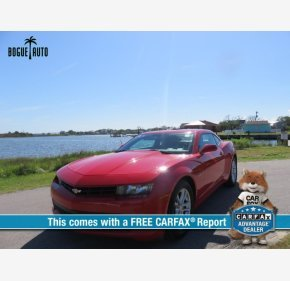 2014 Chevrolet Camaro LT Coupe for sale 101132898