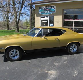 1968 Chevrolet Chevelle for sale 101133061