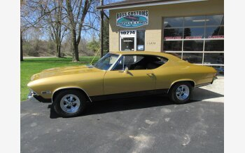 1968 Chevrolet Chevelle for sale 101133061