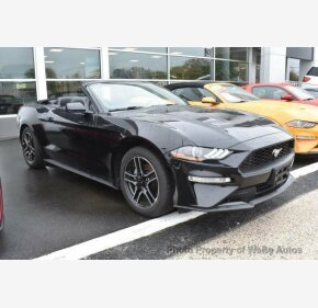 2019 Ford Mustang for sale 101133559