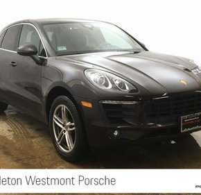 2017 Porsche Macan S for sale 101133609