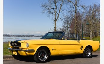 1966 Ford Mustang Convertible for sale 101133618