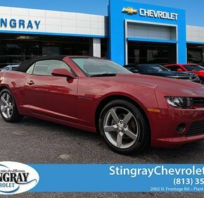 2015 Chevrolet Camaro LT Convertible for sale 101134204