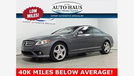 2008 Mercedes-Benz CL550 for sale 101134215