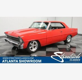 1967 Chevrolet Nova for sale 101134354
