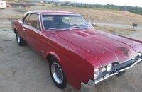 1967 Oldsmobile Cutlass Supreme 442 Coupe for sale 101134400