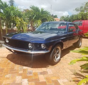 1969 Ford Mustang Coupe for sale 101134418