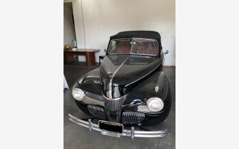 1941 Ford Super Deluxe for sale 101134430
