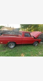1968 Ford F100 for sale 101134939
