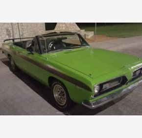 1969 Plymouth Barracuda for sale 101135020