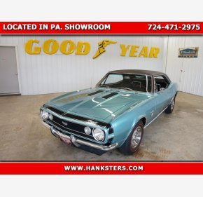 1967 Chevrolet Camaro for sale 101135031