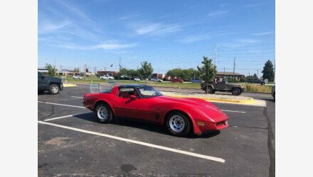1981 Chevrolet Corvette for sale 101135095
