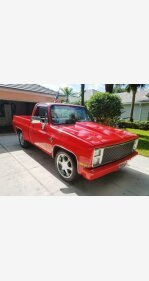 1987 Chevrolet C/K Truck for sale 101135098