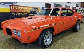 1970 Pontiac GTO for sale 101135114