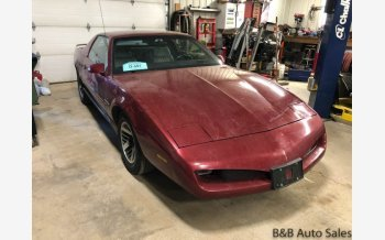 1991 Pontiac Firebird Coupe for sale 101135124