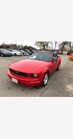 2007 Ford Mustang Convertible for sale 101135125