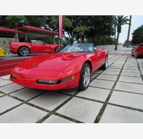 1993 Chevrolet Corvette Convertible for sale 101135208