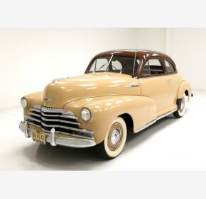 1947 Chevrolet Stylemaster for sale 101135599