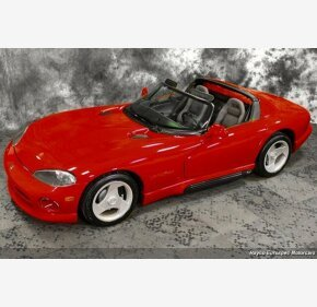 1994 Dodge Viper RT/10 Roadster for sale 101135651