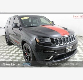 2014 Jeep Grand Cherokee 4WD SRT8 for sale 101135733