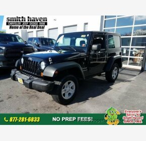 2013 Jeep Wrangler 4WD Sport for sale 101135740