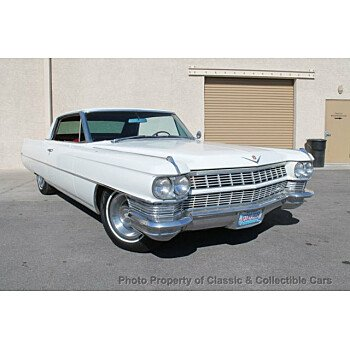 1964 Cadillac De Ville for sale 101135777