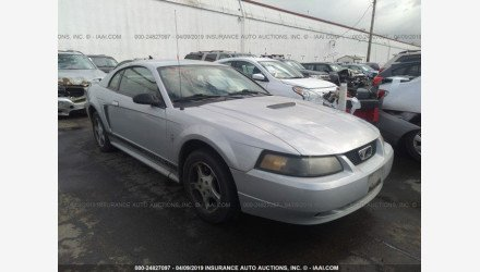 2002 Ford Mustang Coupe for sale 101135994