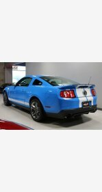 2010 Ford Mustang Shelby GT500 Coupe for sale 101136187
