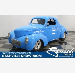 1941 Willys Other Willys Models for sale 101136203