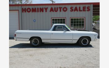 1967 Chevrolet El Camino V8 for sale 101136240