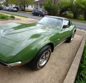 1972 Chevrolet Corvette Coupe for sale 101136241
