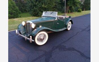 1952 MG MG-TD for sale 101136253