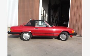 1987 Mercedes-Benz 560SL for sale 101136266